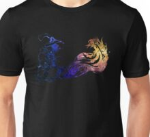 Final Fantasy X logo universe Unisex T-Shirt