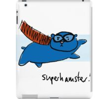 Super Hamster iPad Case/Skin