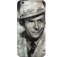 Hank Williams by MB iPhone Case/Skin