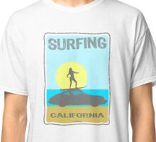 Surfing & 911 Classic T-Shirt