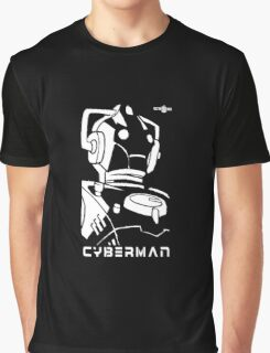 Doctor Who - Cyberman Graphic T-Shirt