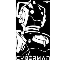 Doctor Who - Cyberman Photographic Print