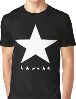whitestar david bowie Graphic T-Shirt