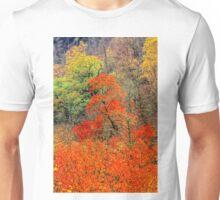 MAPLES, AUTUMN Unisex T-Shirt