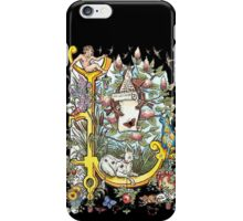 The Illustrated Alphabet Capital L (Fuller Bodied) iPhone Case/Skin