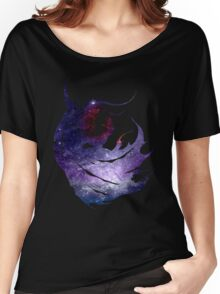 Final Fantasy IV logo universe Women's Relaxed Fit T-Shirt
