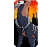 pokemon Houndoom iPhone Case/Skin