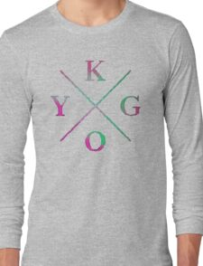 KYGO Color Long Sleeve T-Shirt