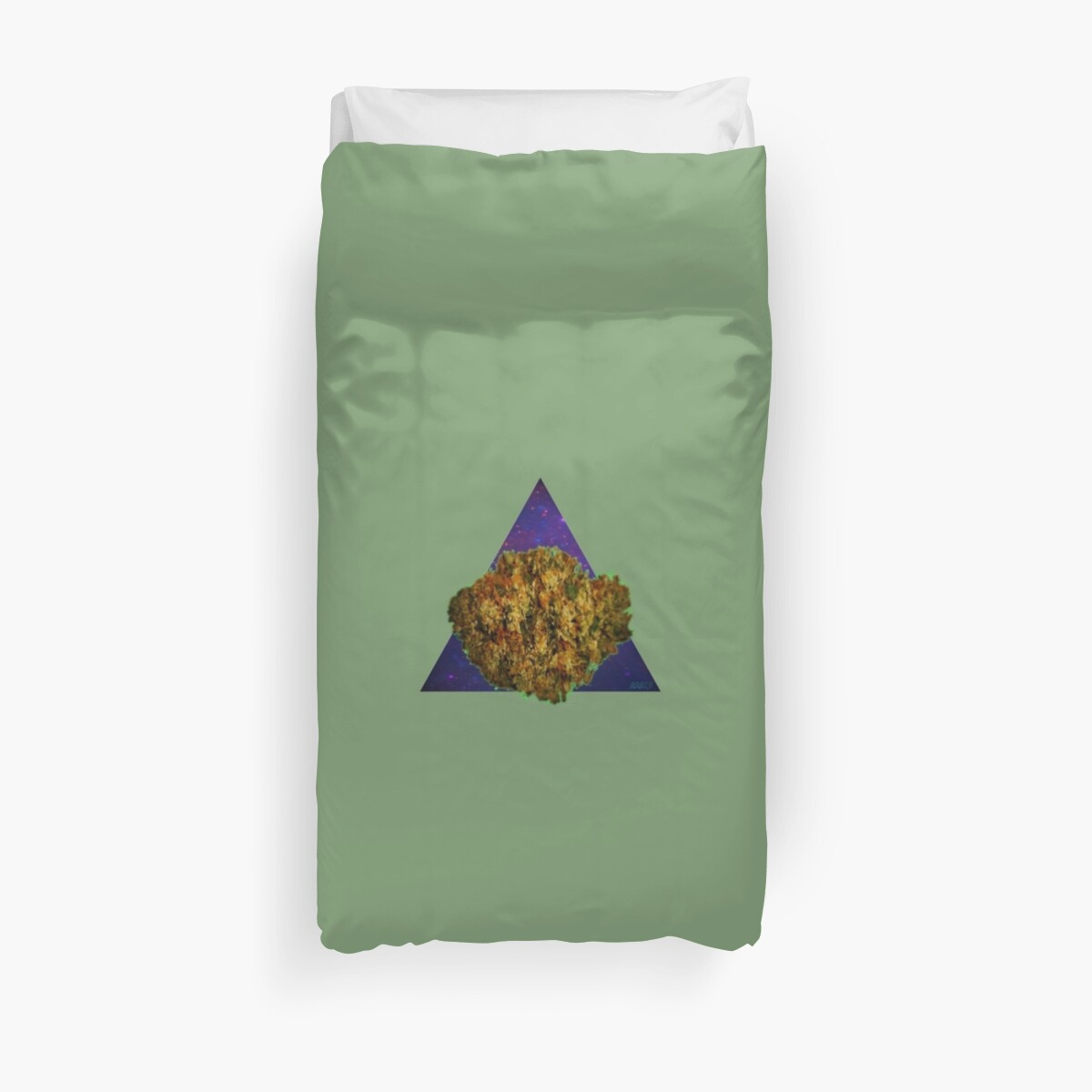 Kush Triangle by 10813Apparel