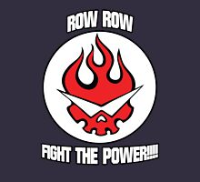Gurren Lagann - Row Row Fight The Power!!!! Zipped Hoodie