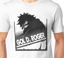 Pirate King Gol D. Roger - 22 years from the past Unisex T-Shirt