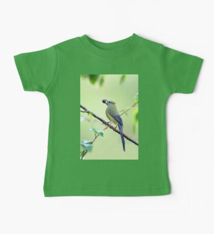 Long-tailed Silky-Flycatcher - Costa Rica Baby Tee
