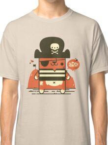 Pirate Kitty Classic T-Shirt