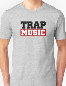TRAP MUSIC - BASS PARTY Unisex T-Shirt