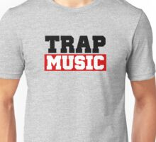 TRAP MUSIC - BASS PARTY Unisex T-Shirt