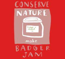 Badger Jam T-Shirt
