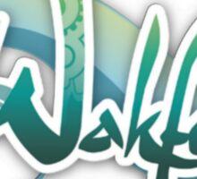 WAKFU Sticker