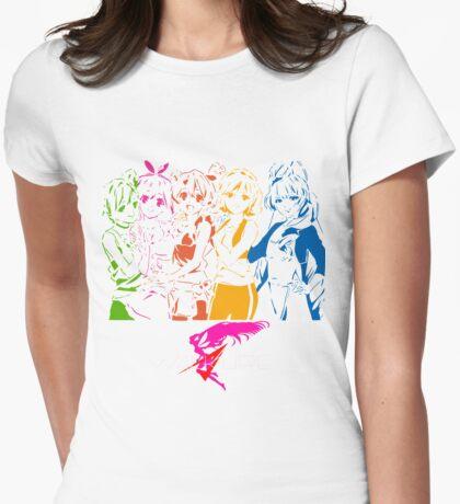 Superdimension Venus Walküre Womens Fitted T-Shirt