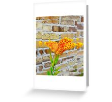 Flower 5 Greeting Card