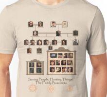 The Family Bussiness - SPN Unisex T-Shirt