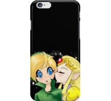 Zelda's Kiss iPhone Case/Skin