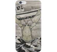 Crustacean's Revenge iPhone Case/Skin