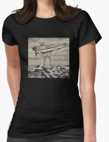 Crustacean's Revenge Womens Fitted T-Shirt