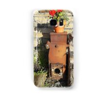 Corcreggan Mill Geraniums Samsung Galaxy Case/Skin