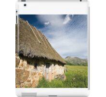 Natural park of Somiedo iPad Case/Skin