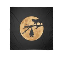 Halloween - Moon (The Cat and the Bat) Scarf