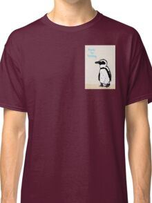 Ready for Anything Penguin Classic T-Shirt