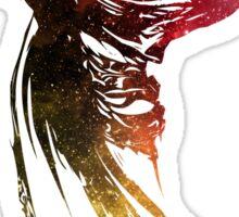 Final Fantasy VIII logo universe Sticker