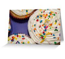 Cupcakes! Greeting Card