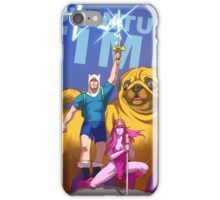Adventure Time Badass iPhone Case/Skin