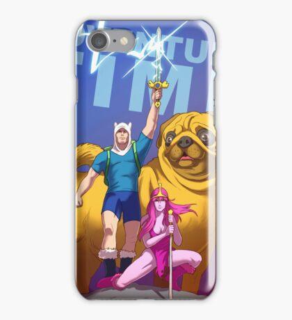 Adventure Time Badass iPhone Case/Skin
