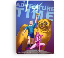 Adventure Time Badass Canvas Print