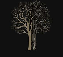 Digital Tree Unisex T-Shirt