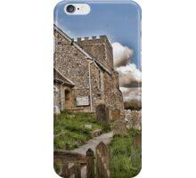 St Nicholas Bramber iPhone Case/Skin