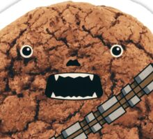 Chewy Chocolate Cookie Wookiee Sticker