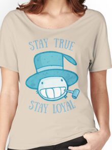 Turniphead Loyalty  Women's Relaxed Fit T-Shirt