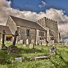 St Nicholas Bramber by Dave Godden