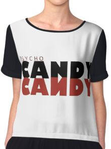 Psycho Candy Chiffon Top