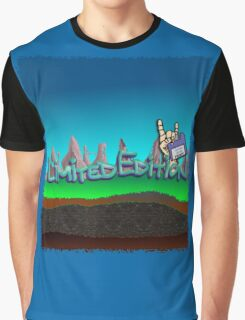 Limited Edition of Amiga Metal Graphic T-Shirt