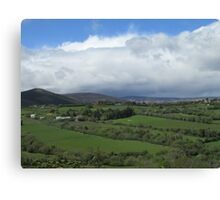 Ireland Countryside Canvas Print