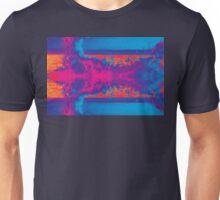 Crashing Waves Abstract Unisex T-Shirt