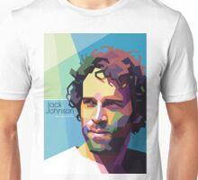 Jack Johnson WPAP Unisex T-Shirt