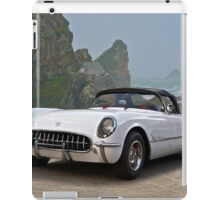1953 Chevrolet Classic Corvette Roadster iPad Case/Skin