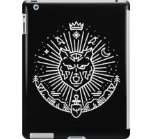 Jon Snow - The White Wolf iPad Case/Skin