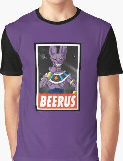(DRAGON BALL Z) Beerus Graphic T-Shirt