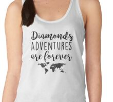 Adventures are forever Women's Tank Top